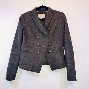 Banana Republic Wool & Silk Blend Blazer - #1051